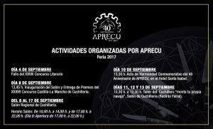 ActividadesAPRECUFeria2017